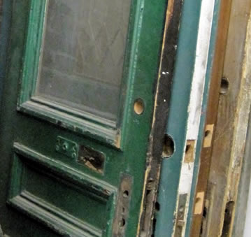 Reclaimed and Salvage Doors