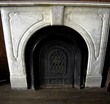 Marble Mantles for Fireplaces at Restoration Resources
